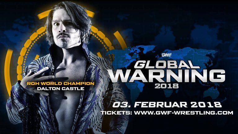 ROH World Champion Dalton Castle