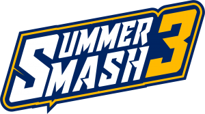 GWF Summer Smash 3 Logo - Chris Colen gegen John Bad Bones Klinger