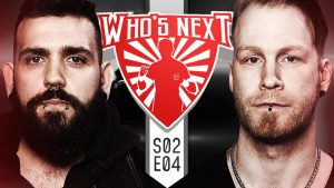 GWF Who's Next Season 2 Episode 4 - Cris Opus gegen Cody Kidman