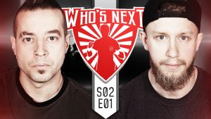 Whos Next Season 2 Episode 1 Thrash-Man vs Kevin Lazar