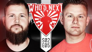 GWF Whos Next Season 2 Episode 5 - Matze vs Nico Block