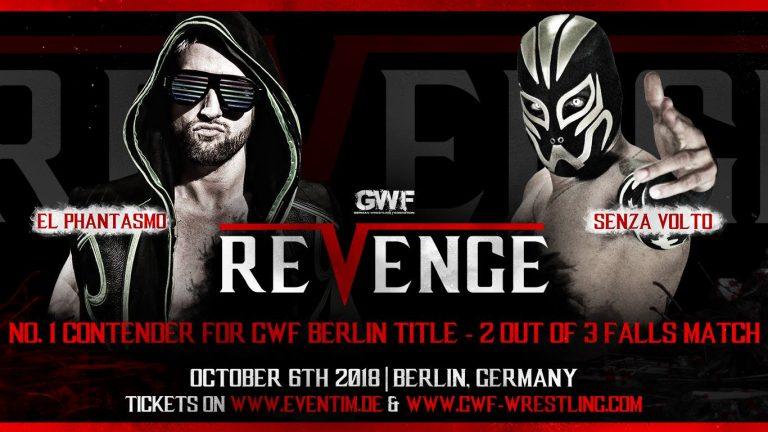GWF Revenge - El Phantasmo - Senza Volto