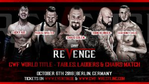 GWF Revenge - Chris Colen - Lucky Kid - John Klinger - Pascal Spalter - Cash Money Erkan