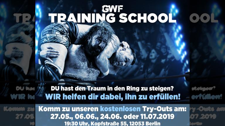 GWF Wrestling Schule - Tryout