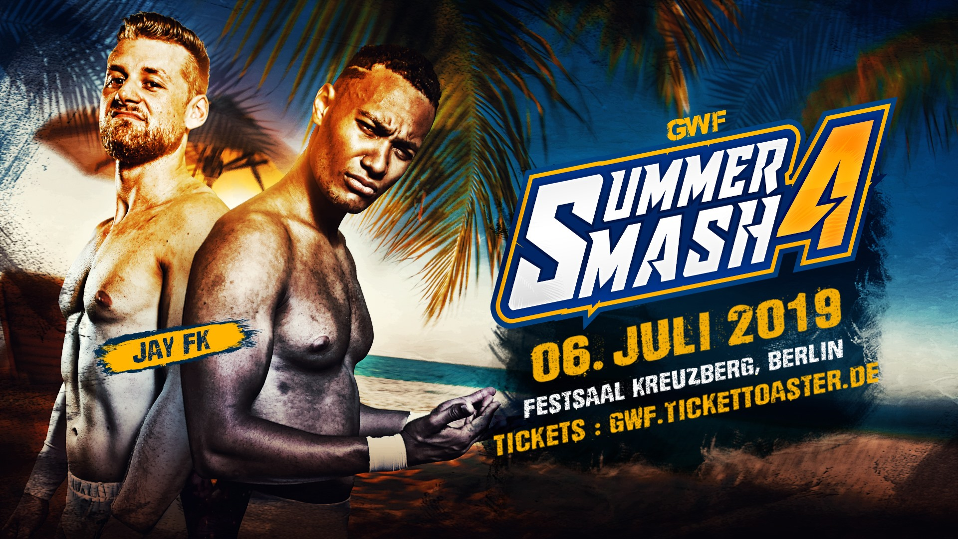 Summer Smash - Jay FK