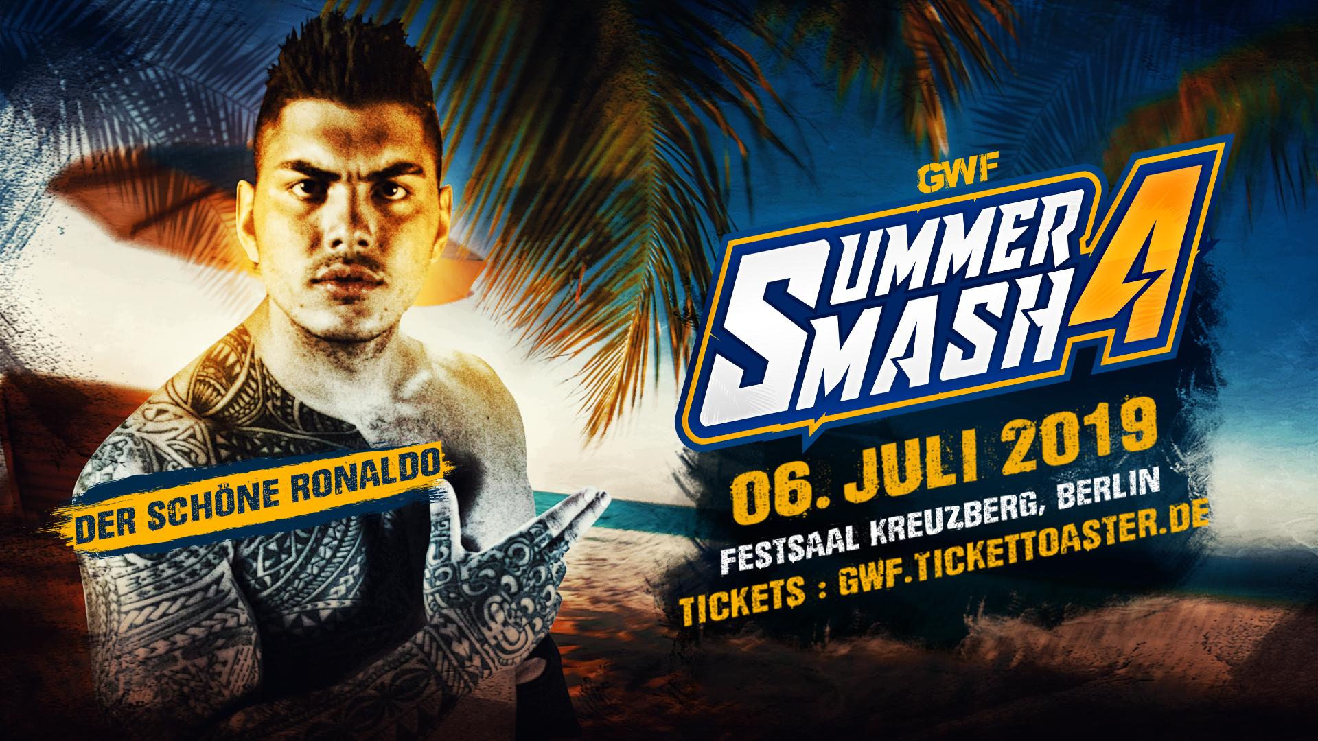 Summer Smash - Ronaldo V2
