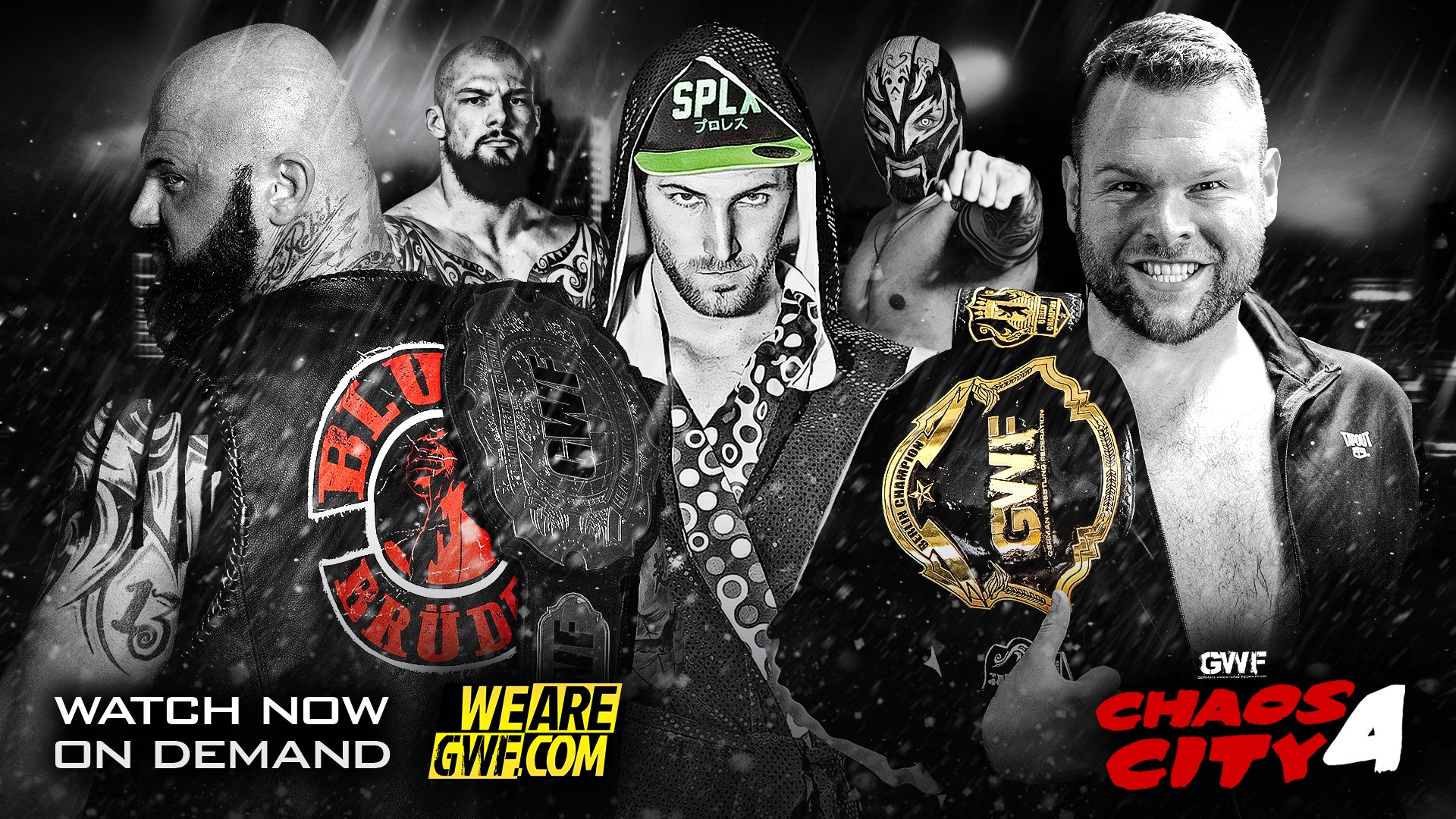 GWF Chaos City 4