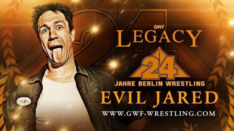 GWF Legacy - Evil Jared Hasselhoff