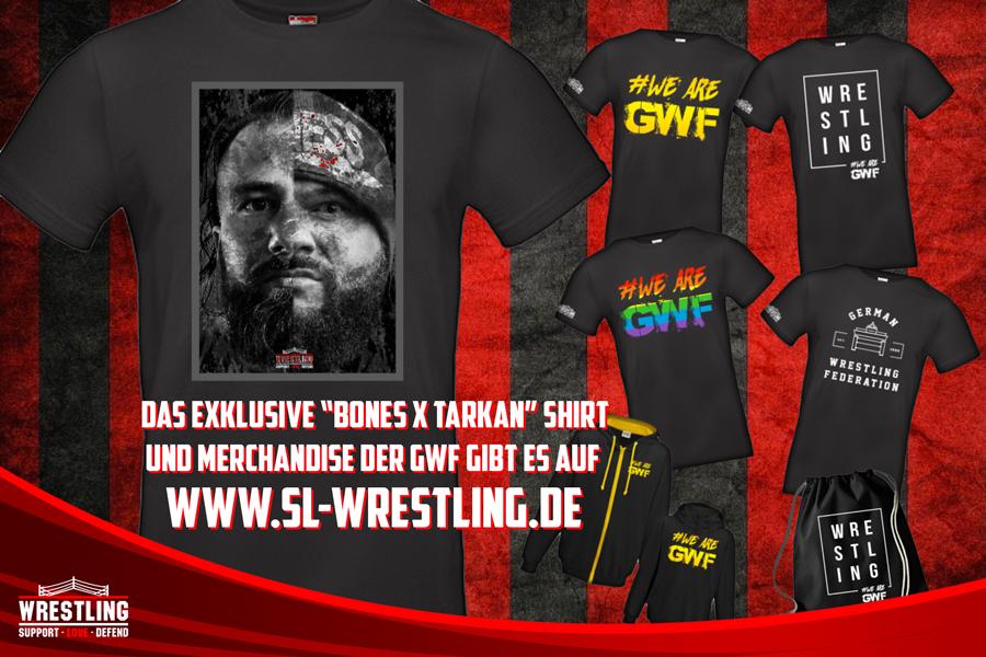 SL Wrestling Merchandise