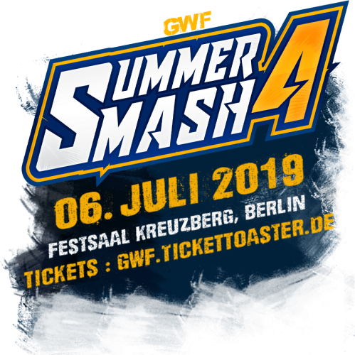 GWF Summer Smash 4 - Wrestling Action am 6. Juli 2019 in Berlin